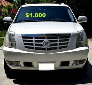 🍁2OO8 Cadillac Escalade/UP FOR SALE * ZERO ISSUES > RUNS AND DRIVES LIKE NEW $1000🌸 for Sale in San Francisco, CA