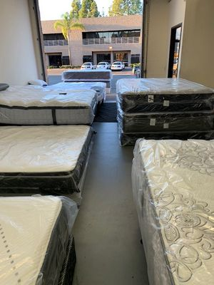 Factory Direct Mattress Sale! NEW! ALL SIZES from $39 down!!! for Sale in Imperial Beach, CA
