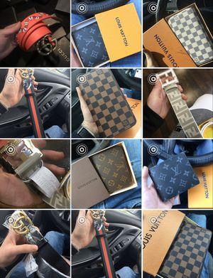 Designer belt 100% real Lv,Fendi,Gucci,Burberry+ for Sale in Haslet, TX