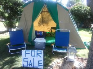 Camping equipment for Sale in Riverside, CA