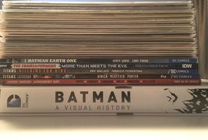 Comic Book and Graphic Novel Lot for Sale in Baton Rouge, LA
