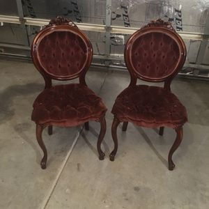 Antique Victorian Chairs for Sale in Nashville, TN