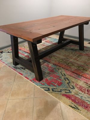 Handmade Farmhouse Table Dining for Sale in Leesburg, VA