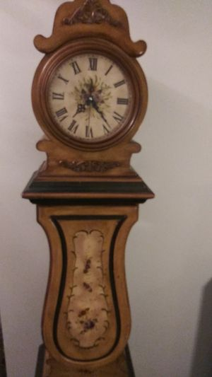 Hand painted Grandfather Clock for Sale in Los Angeles, CA