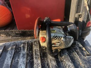 Echo cs330t chainsaw for Sale in Pasadena, TX