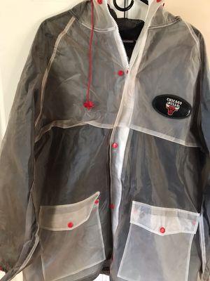 Chicago Bulls Men's Raincoat for Sale in Purcellville, VA