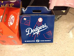 Dodgers cooler reusable for Sale in Los Angeles, CA