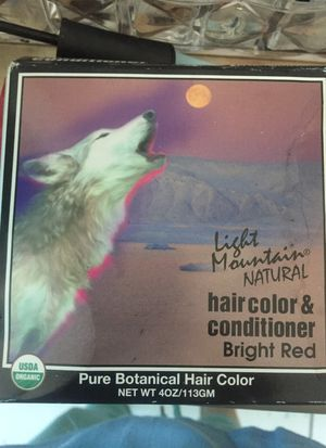 Henna red hair dye less damaging for Sale in Long Beach, CA