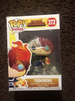 Funko Pop Animation: TODOROKI Toy Figure for Sale in Industry, CA