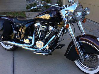 Indian Power plus 100 Wet Clutch Cover Chromed for Sale in Trabuco Canyon,  CA
