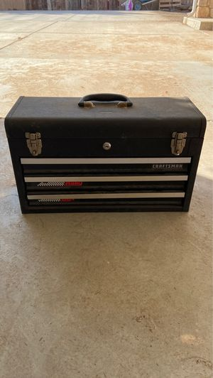 Craftsman toolbox for Sale in Nipomo, CA