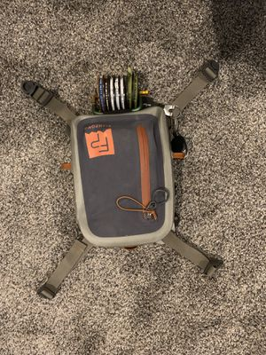 Fish pond thunderhead submersible chest and backpack for Sale in Denver, CO
