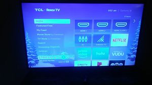 TCL Roku TV for Sale in Homestead, PA