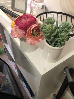 Decorative fake plants for Sale in Ardmore, AL