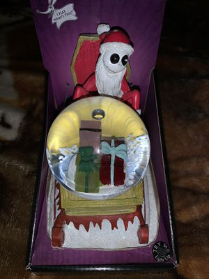 The nightmare before Christmas snow globe brand new for Sale in Los Angeles, CA