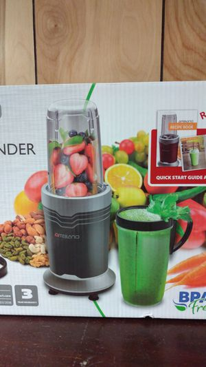 Nutrition blender for Sale in Rockville, MD