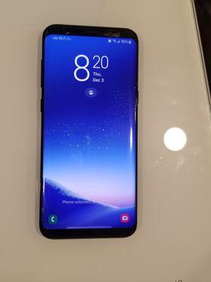Samsung s8+ 64gb phone for Sale in Oceanside, CA