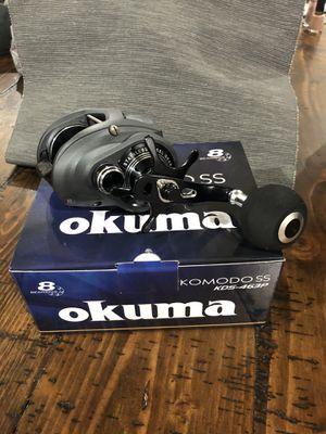 Okuma Komodo SS Fishing Reel for Sale in Hacienda Heights, CA