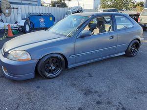 96 honda civic hatchback for Sale in CRYSTAL CITY, CA