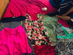 Assorted shirts and dresses for Sale in New Port Richey, FL