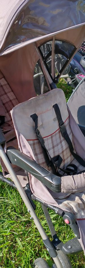 Eddie bauer double stroller for Sale in Irving, TX