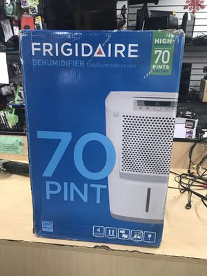 Frigidaire Dehumidifier for Sale in Baltimore, MD