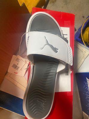 Puma Sandals brand new $10 women size 8 for Sale in Lathrop, CA