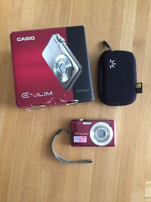 Casio Exilim digital camera for Sale in Seattle, WA