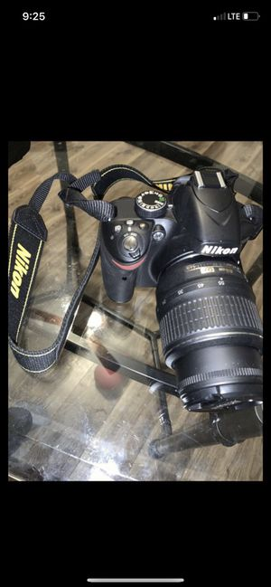 Nikon Digital Camera w/ 2 Lenses for Sale in Washington, PA