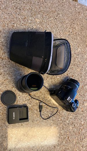Canon eos rebel xsi ds126181 for Sale in Queens, NY