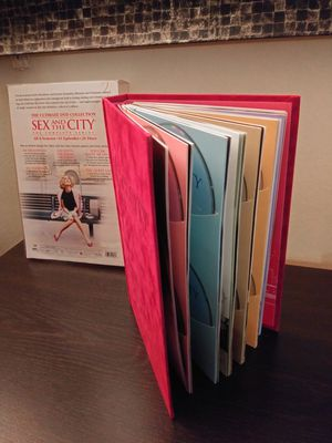 SEX & THE CITY (THE COMPLETE DVD SERIES) - In Excellent Condition! for Sale in Los Angeles, CA