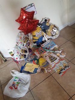 Minion Party supply for Sale in Miami,  FL