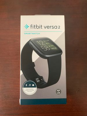 Fitbit Versa 2 Smartwatch for Sale in Pompano Beach, FL