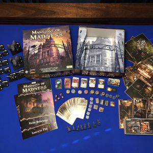 Mansions of Madness: Second Edition board game for Sale in Gilbert, AZ