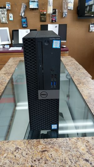 Dell OPTIPLEX 5050 for Sale in Greenville, SC