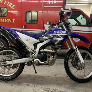 2008 Yamaha Wr250r dualsport trade Offer for Sale in Bonney Lake, WA
