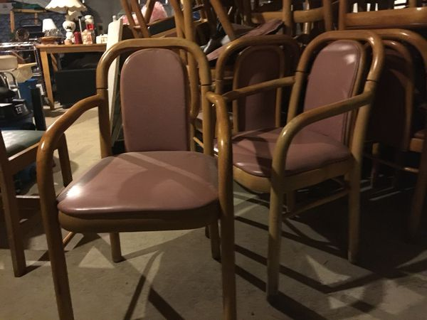 58 Restaurant light weight chairs