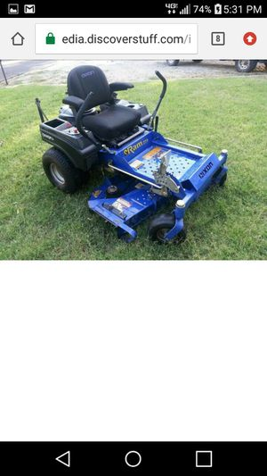 Zero turn mower for Sale in Nashville, TN