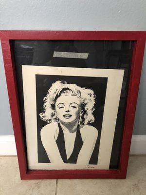 Marilyn Monroe drawing for Sale in Oakland, CA