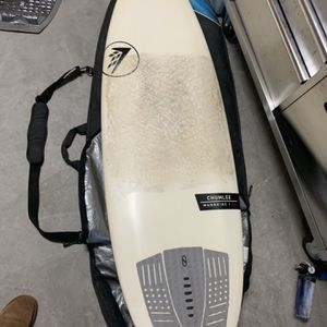 "FireWire Chumlee In Helium 5'9"" Surfboard Futures F8 Quad Fins for Sale in Morgan Hill, CA"