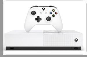 Xbox one s with everything for Sale in Westport, MA