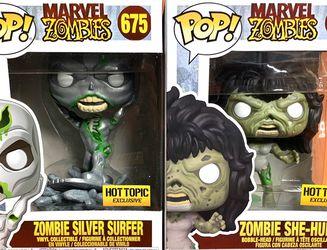 Funko POP Marvel Zombies Bundle for Sale in Glendora,  CA