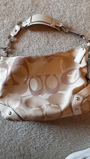 Authentic coach purse for Sale in St. Peters, MO