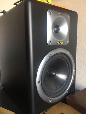 Tapco Audio monitors speakers for Sale in Vancouver, WA