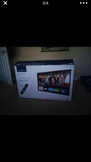 """Smart tv 39"""" for Sale in HILLTOP MALL, CA"""