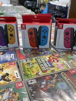 Brand New Nintendo Switch Joy-Cons $60 Each for Sale in Pittsburgh,  PA