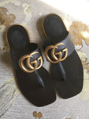 Gucci Sandals: Women's Size 7 (EUR 37) for Sale in Riverside, CA