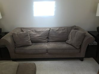 Sofa 2 pieces w/ sleeper for Sale in Pittsburgh,  PA
