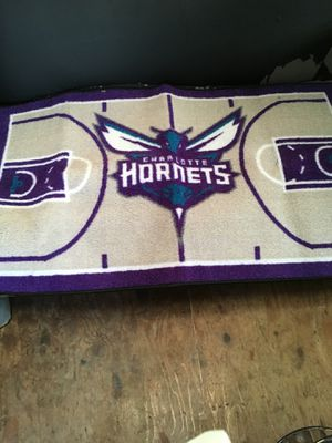 Charlotte Hornets Officially licensed NBA floor mat for Sale in Wylie, TX