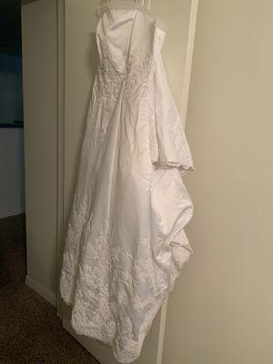 Weeding dress white Size 18W for Sale in Altamonte Springs, FL